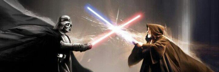 Star wars light n dark