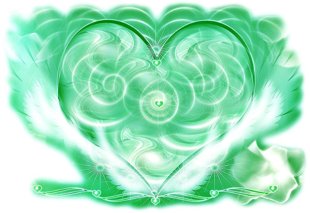 Emerald Heart Light