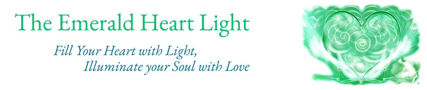 The Emerald Heart Light – Worldwide Events Logo